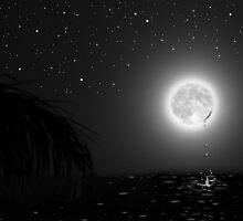 Moon Tears by PhoenixArt