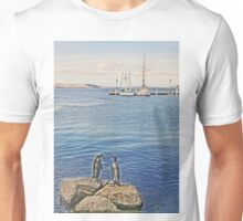 A Lovely Meeting Place Unisex T-Shirt