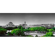 Washington D.C. Museums in Malls Photographic Print