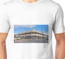 Section of the Mall, Tenterfield, NSW, Australia Unisex T-Shirt