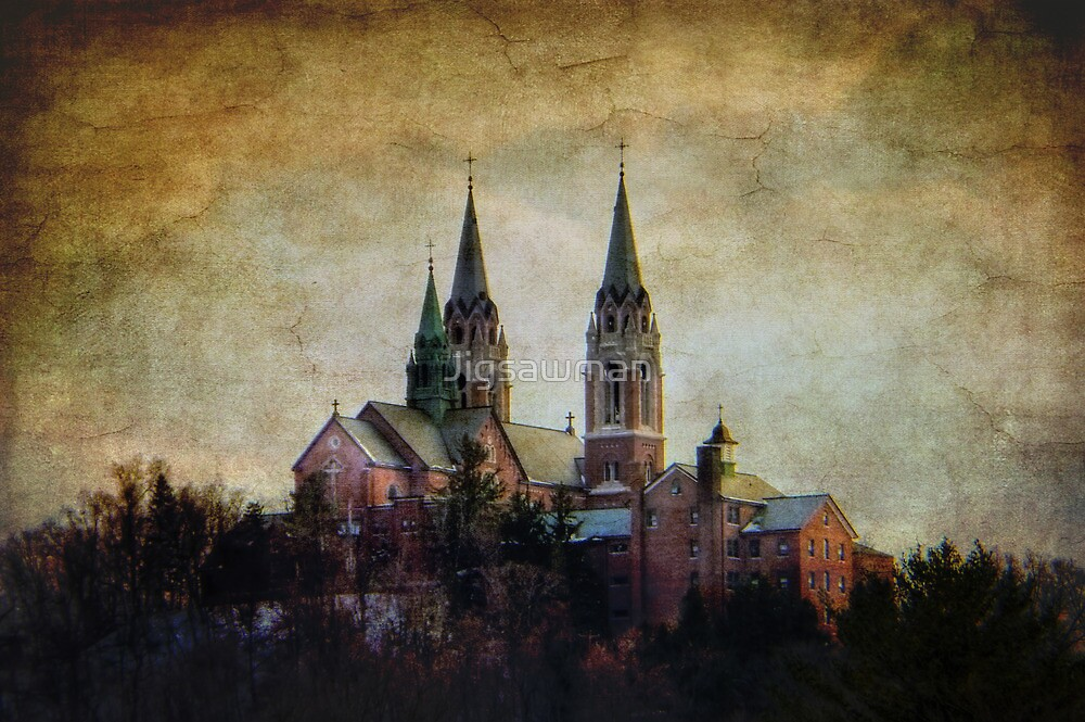 Basilica of Holy Hill by Jigsawman