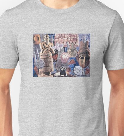 Artifacts of the Ancients Unisex T-Shirt