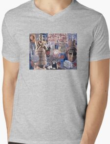 Artifacts of the Ancients Mens V-Neck T-Shirt