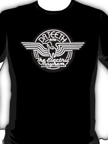Dr.Teeth and the Electric Mayhem - Black & White T-Shirt