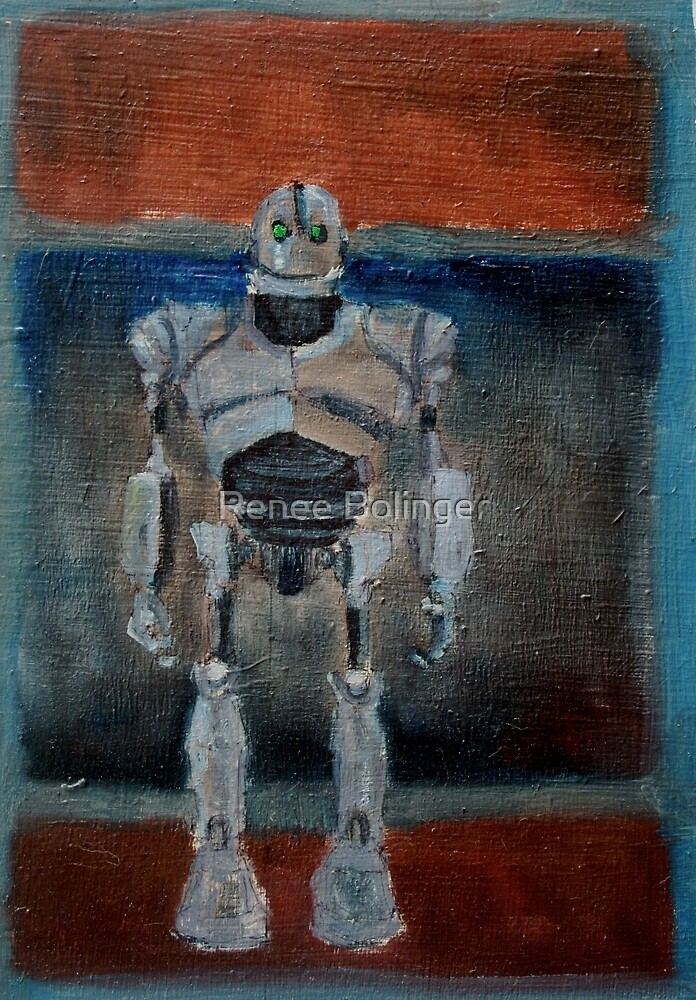 Iron Giant by Renee Bolinger