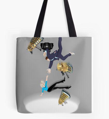 Time Lord Infinite Tote Bag