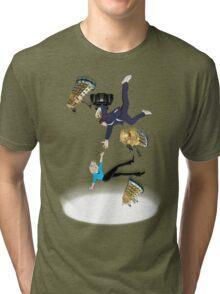 Time Lord Infinite Tri-blend T-Shirt