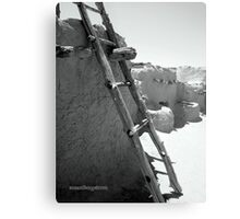 Southwest Stairs Metal Print