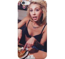 LIL DEBBIE PANCAKES iPhone Case/Skin