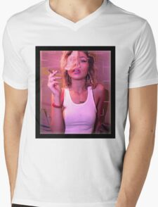 LIL DEBBIE!! Mens V-Neck T-Shirt