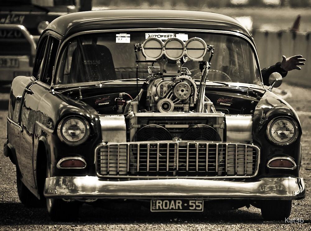 ROAR 55 by Kat36