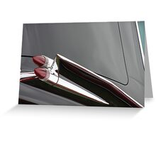 Cadillac Greeting Card