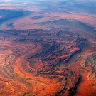 Outback Australia - Vertebrae - Red, Rugged and Unforgiving (2) by blackadder
