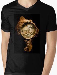 Hiroshima watch Mens V-Neck T-Shirt