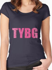 TYBG Women's Fitted Scoop T-Shirt