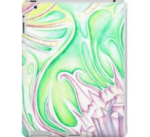 Crystalline Growth iPad Case/Skin