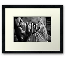 Too Many Heartaches... Framed Print