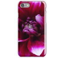 Big Red Closeup iPhone Case/Skin