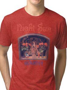 Night Sun Mournin' Shirt! Tri-blend T-Shirt
