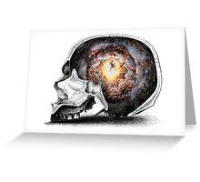LUMEN MENTIS Greeting Card
