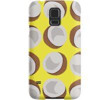 Coconut - Yellow Samsung Galaxy Case/Skin