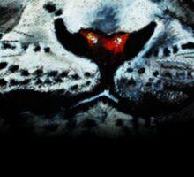 Snow Tiger Sticker