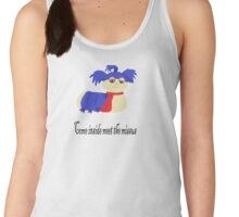 Come inside meet the missus Women's Tank Top