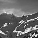 smoking mountains (Obertal, Allgaeu) by Erwin G. Kotzab