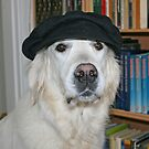 Ditte with MY new hat!! by Trine