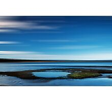 Tidal pool at Seven Mile Beach Photographic Print