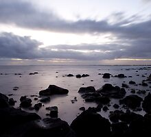 Sunset - Cyril Curtain Reserve, Williamstown by Andrew Arch