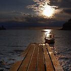 Sunset @ Amasra by E.Celik Suzen