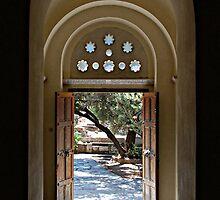 Two Worlds @ Athens, Greece by E.Celik Suzen