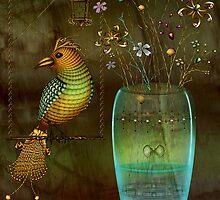 Glittering by Cornelia Mladenova