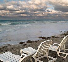 Varadero beach landscape, Cuba by alopezc72