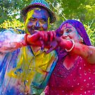 Holi-The Festival of Colors and Joy by Mukesh Srivastava