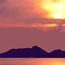 RIVER SUN by sorcerymoon