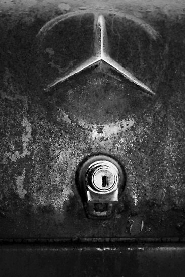 Mercedes Abandonment by Ollie Coghill