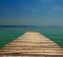 Old Jetty by Mark Robson