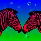 Zebras by Respire