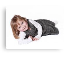 Sweet Emma Canvas Print