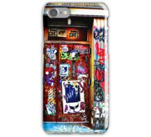 another page in my NYC Sticker book~ iPhone Case/Skin