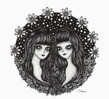Gemini, the twins Kids Tee