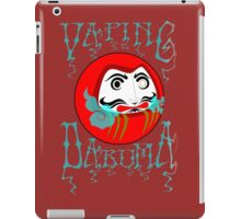 vaping daruma iPad Case/Skin