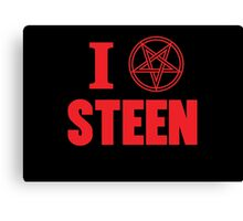 Kevin Steen Pentagram Canvas Print