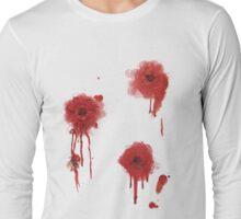 I got Shot (long sleeve) Long Sleeve T-Shirt