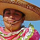 El Charro's daughter by Linda Sparks