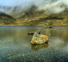 Levers Water, Coniston by Jamie  Green