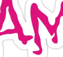 Debbie Harry – LAMF Sticker