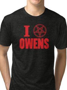 Hail Owens Pentagram Tri-blend T-Shirt